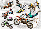 Freestyle Motocross (FMX) Collage (SPEED PILOTS Geisenfeld 2015)