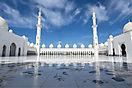 Abu Dhabi - Moschee