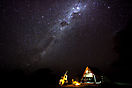 Sternenhimmel - Kgalagadi Botswana