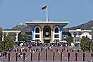 Sultanpalast in Muscat