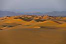 Wahiba Sands vor Sonnenuntergang