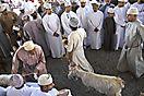 Auf dem Viehmarkt in Niswa