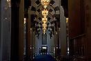 Gang in der gr. Moschee von Muscat